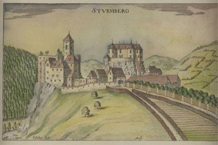 Burg Sturmberg